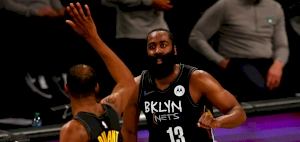 NBA Roundup: Nets torched the Celtics to advance to the second round