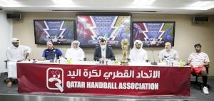 Handball: Al Shamal and Al Gharafa Set to Meet in Arab Super Cup