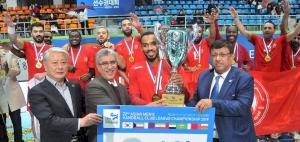 Handball: Al Arabi and Al Duhail set for Asian Club Championship