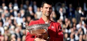 French Open 2021: Novak Djokovic outlasts Stefanos Tsitsipas for 19th Grand Slam title