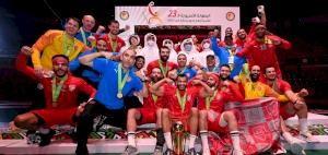 Al Duhail capture third Asian Club League Handball title