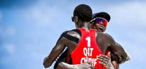 Tokyo 2020: Qatar's Beach Volleyball Team Drawn into Pool C