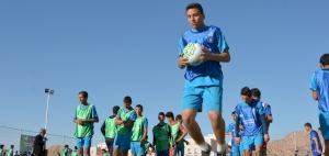 Generation Amazing and CONCACAF collaborate to launch football for development programme