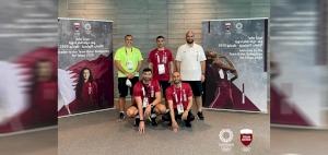 QOC Secretary-General Visits Team Qatar Accommodation at Olympic Village in Tokyo