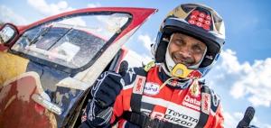 Nasser Al Attiyah Finishes Second in Spanish Baja Aragon