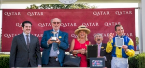 Wonderful Tonight shines on the final day of the 2021 Qatar Goodwood Festival