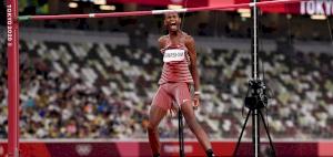 Mutaz Barshim Wins High Jump Gold for Qatar