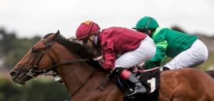 Qatar Racing Limited's Buckaroo gets off the mark in Galway