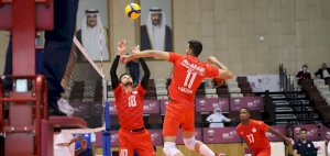 Al Arabi drawn in the Second Group of Asian Volleyball Championship