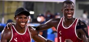 Tokyo Olympics 2020: Qatar's Beach Volleyball Duo Qualify for Semi Final