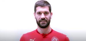 Al-Arabi Handball Sign Foucault Borzan