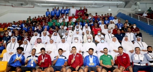 Team Qatar bagged 62 medals after a successful run at the 28th GCC Aquatics Championship