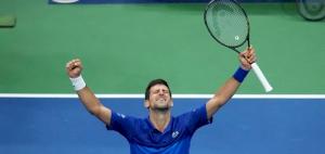 Djokovic, Zverev, Bencic and Pilskova through to the QF of the US Open