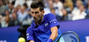 Djokovic through to US Open semi's after win over Berrettini
