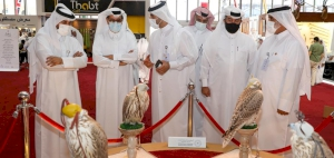 Large crowds gather at Katara of Fifth S'hail exhibition