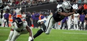 Raiders outlast Ravens in wild OT ending