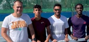 Qatar to Take On Vietnam in Davis Cup