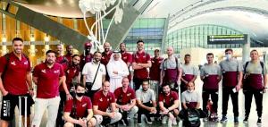 Qatar secure spot at 2022 World Championship