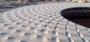 Five key facts about Al Thumama Stadium