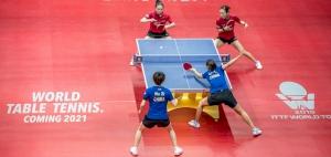Qatar's Al Mohannadi and Abdulwahab Qualify for World Table Tennis Championships