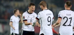 Germany first nation to win their way to Qatar 2022