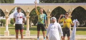 Al-Saadi wins Qatar Cycling Federation's season-opening race