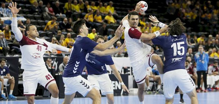 Alkass Digital Qatar Handball Team To Start Preparation