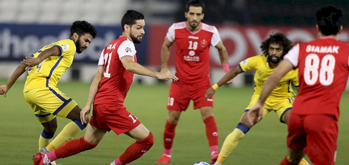 Alkass Digital Persepolis Edge Al Nassr On Penalties To Seal 2020 Afc Champions League Final Berth