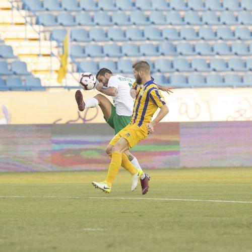 QNB Stars League  |  Al Gharafa SC 1-3 Al Ahli SC  |  Week 15  |  06.12.2018
