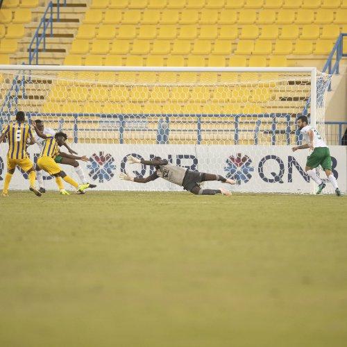 Al Gharafa SC 1-3 Al Ahli SC  |  Thursday 6th of December 2018