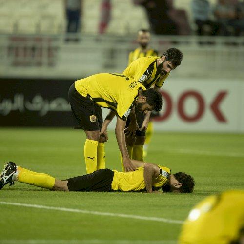 Al Duhail SC 1-1 Qatar SC  |  Friday 7th of December 2018