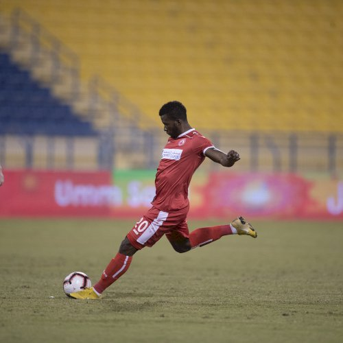 QNB Stars League  |  Umm Salal SC 0-3 Al Arabi SC  |  Saturday 8th of December 2018