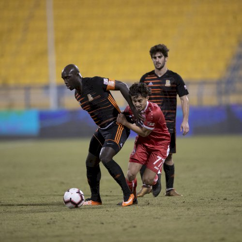 Umm Salal SC 0-3 Al Arabi SC  |  Saturday 8th of December 2018
