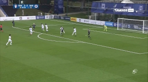 Alkass International Cup 2020 - Day 3 Highlights